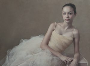 dancer, painterly, studio photography
