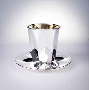 Magen David Kiddush Cup, Leo Contini, Art Objects, Photography, DanielaContiniPhotographer, visual art, visual art reproduction